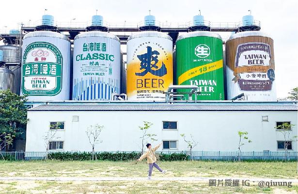 苗栗|不喝酒也能免費玩,超巨大酒瓶+彩繪酒桶吸睛又好拍