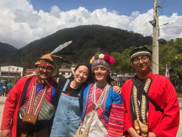 DFC臺灣-播種教育10年了,鄒族青年茁壯成樹