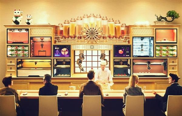 這麼獵奇!? 第一間東京「3D列印壽司店」,你想嘗試看看嗎?