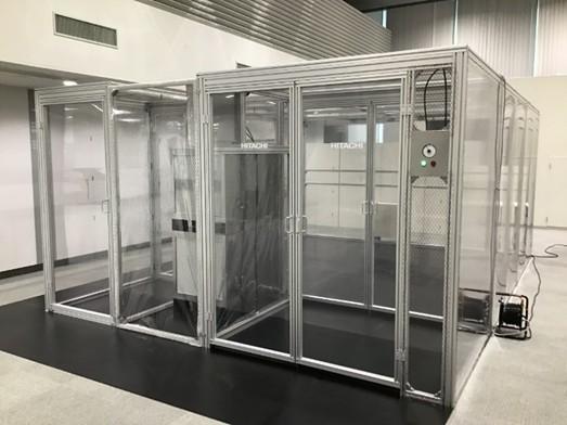 日本首批 10 座負壓隔離艙抵台,急救責任醫院優先登記